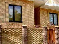 Купить фасадный кирпич оптом в Краснодарском крае